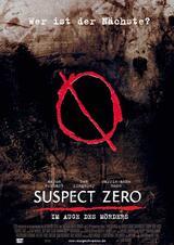 Suspect Zero - Poster