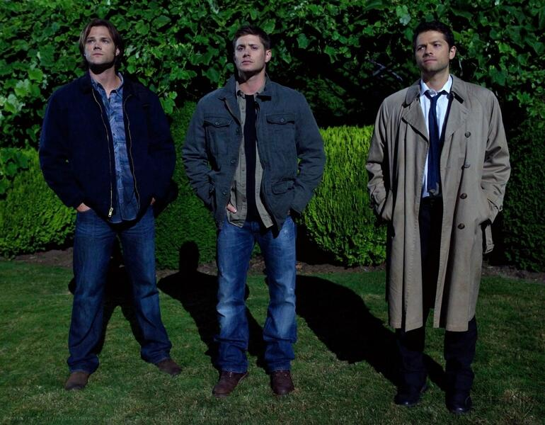 Staffel 6 mit Jensen Ackles, Jared Padalecki und Misha Collins