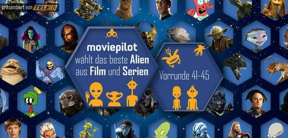 Das beste Alien in Film und Serien