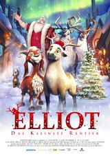 Elliot, das kleinste Rentier  - Poster