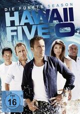 Hawaii Five-0 - Staffel 5 - Poster