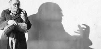 Bild zu:  Das Cabinett des Dr. Caligari