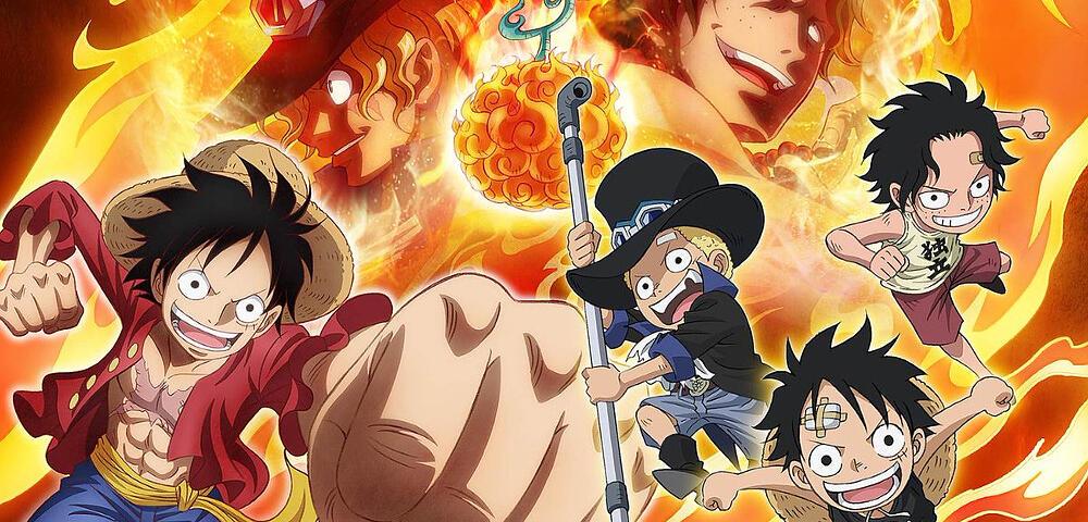 One Piece-Special bei ProSieben Maxx: Ruffy benutzt erstmals besondere Technik