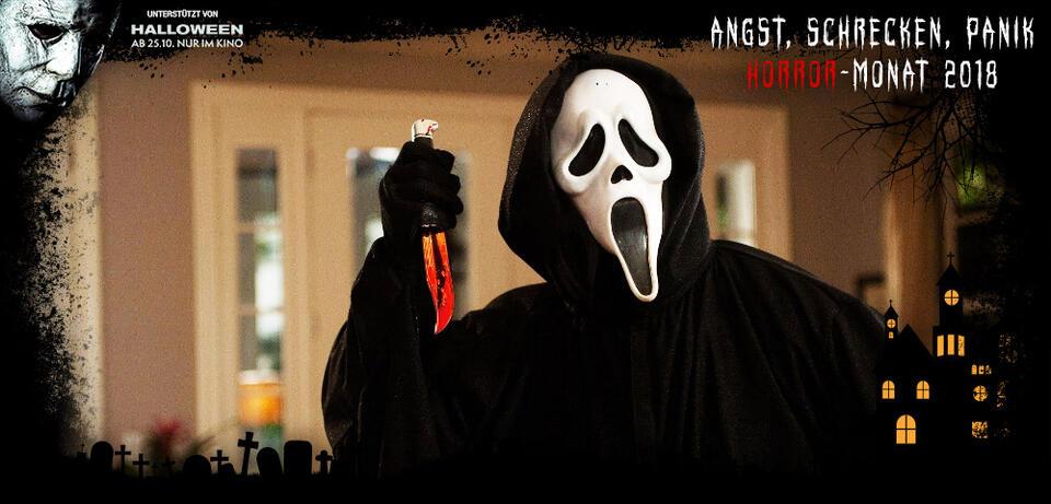 Scream Die Revolution Des Totgelaufenen Slashers