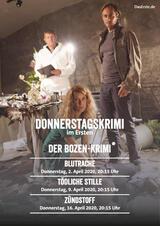 Der Bozen-Krimi: Zündstoff - Poster