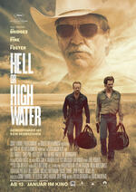 Hell or High Water Poster
