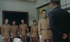 Mishima mit Masayuki Shionoya, Ken Ogata und Hiroshi Mikami - Bild 1