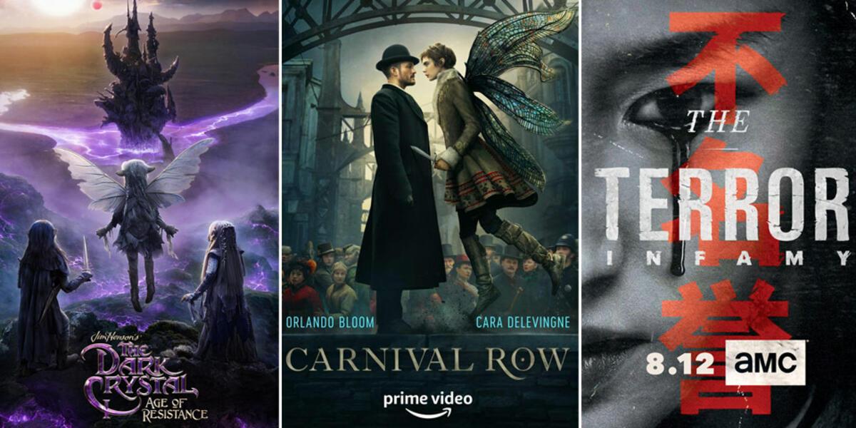 Bei Netflix Amazon Im Tv Die 72 Besten Neuen Serien Und