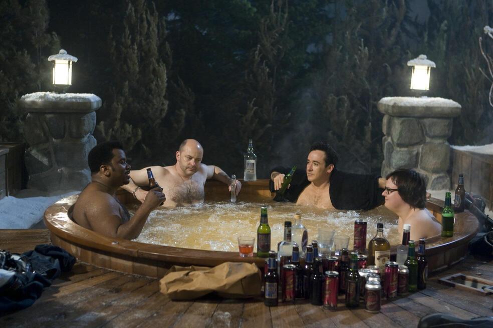 Hot Tub Der Whirlpool Ist Ne Verdammte Zeitmaschine Stream
