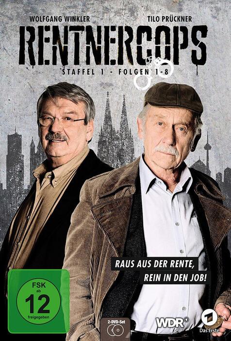 Rentnercops Staffel 1