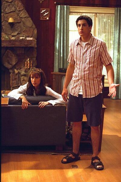 American Pie 2 mit Jason Biggs und Shannon Elizabeth