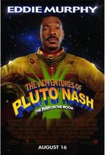 Pluto Nash - Im Kampf gegen die Mondmafia Poster