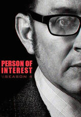 Person of Interest - Staffel 4 - Poster
