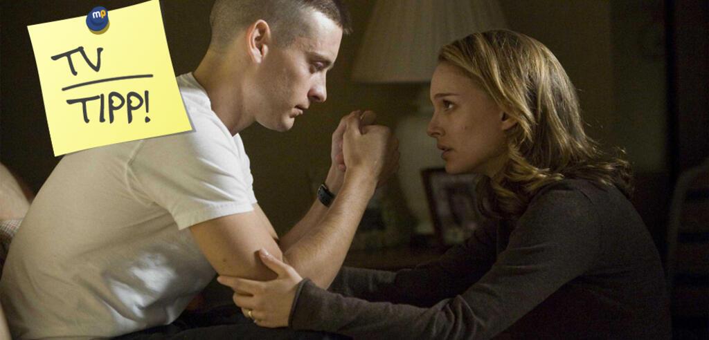 Tobey Maguire und Natalie Portman in Brothers