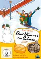 Drei Männer im Schnee - Poster