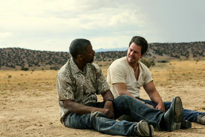 2 Guns mit Denzel Washington und Mark Wahlberg