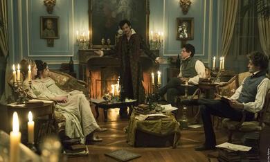 Mary Shelley mit Elle Fanning, Douglas Booth, Tom Sturridge, Bel Powley und Ben Hardy - Bild 6