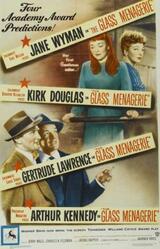 Die Glasmenagerie - Poster