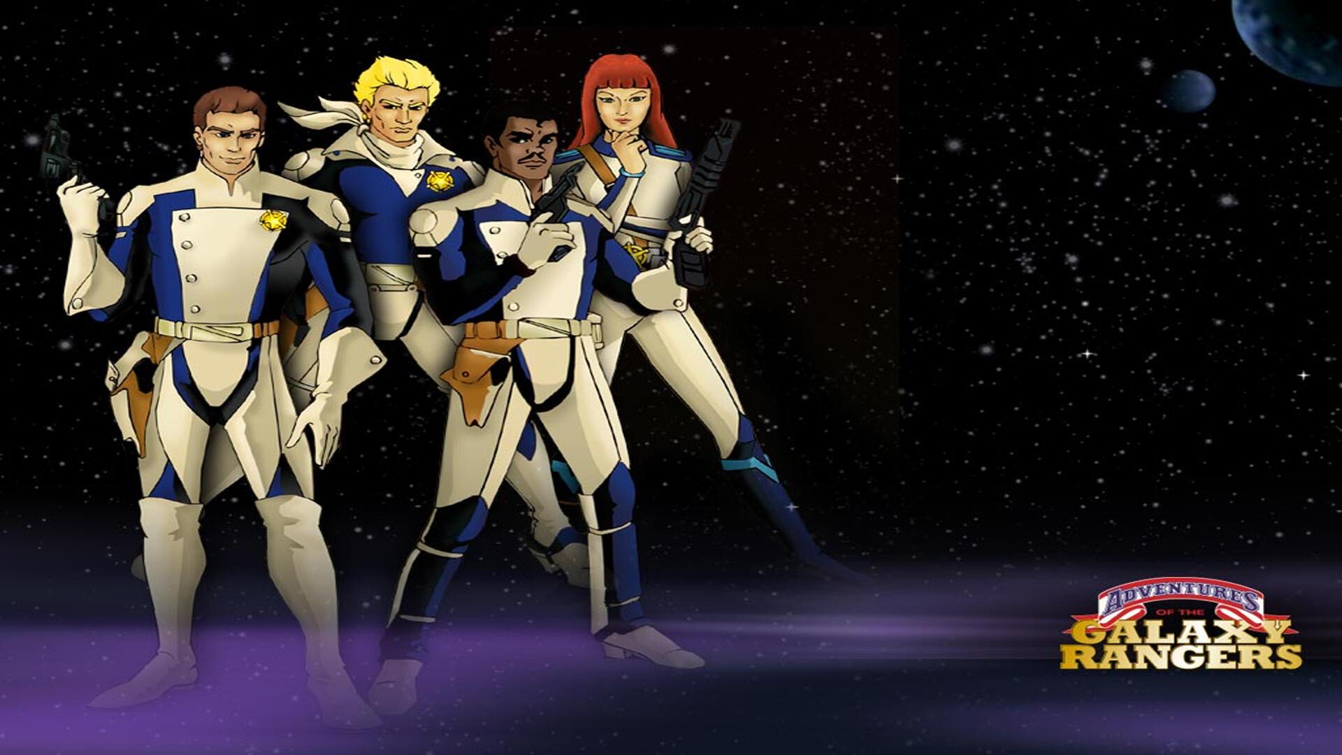Galaxy Rangers Stream