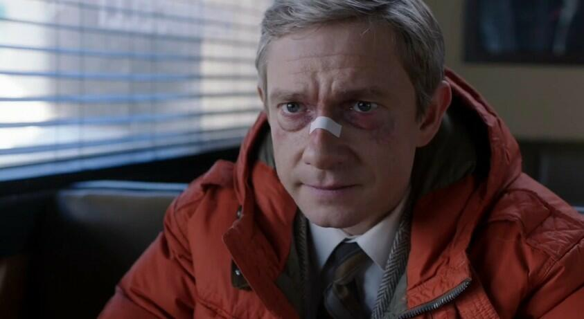 Fargo mit Martin Freeman