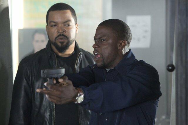 Ride Along mit Ice Cube und Kevin Hart