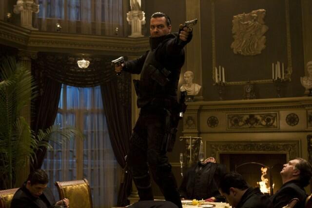 Punisher: War Zone mit Ray Stevenson