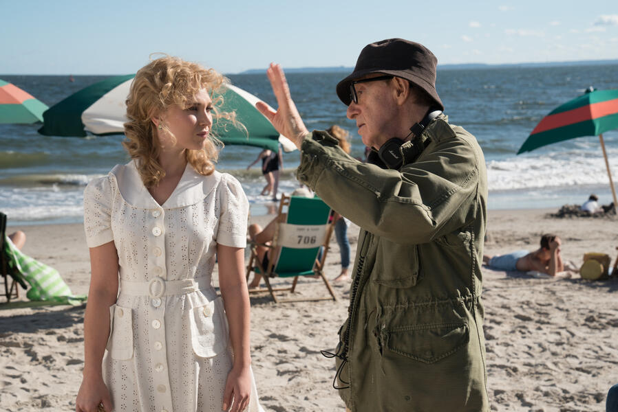 Wonder Wheel mit Woody Allen und Juno Temple