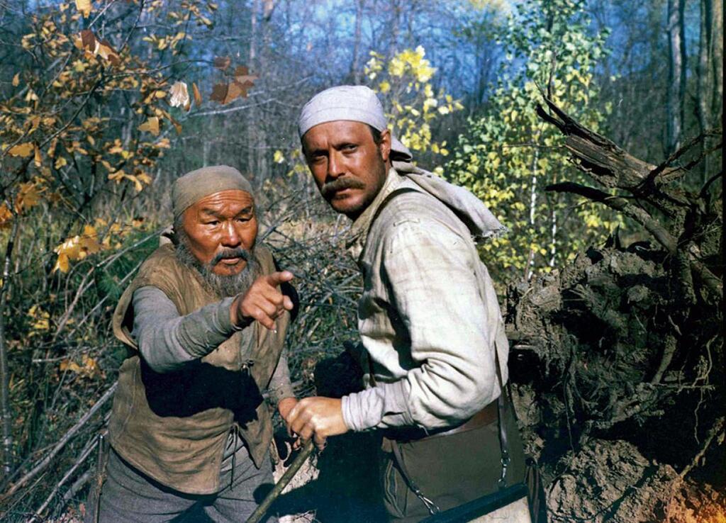 Uzala, der Kirgise