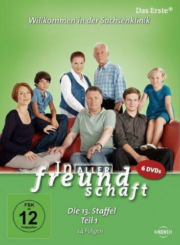 In aller Freundschaft - Staffel 13