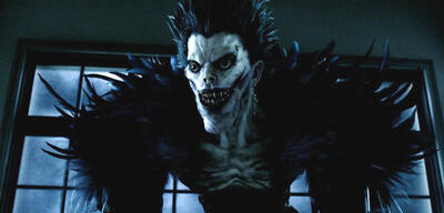 Ryuk in Death Note: Light Up the New World
