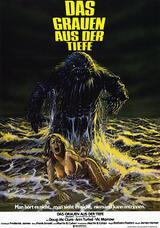 Das Grauen aus der Tiefe - Poster