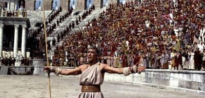 Anthony Quinn als Barabbas