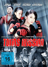 Twins Mission - Poster
