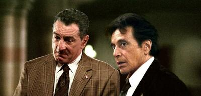 Robert De Niro und Al Pacino in Righteous Kill