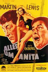 Alles um Anita - Poster