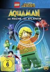 LEGO DC Super Heroes: Aquaman - Die Rache von Atlantis - Poster