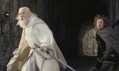 Der Herr der Ringe: Die Rückkehr des Königs mit Ian McKellen und Billy Boyd - Bild 12