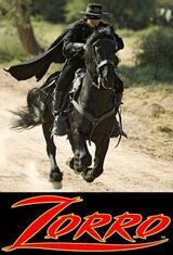 Zorro - Der schwarze Rächer - Poster