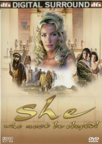 She - Herrscherin der Wüste - Bild 1 von 2