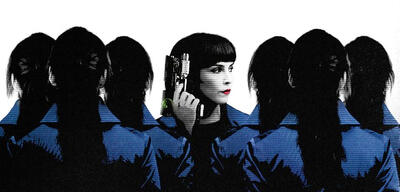 Noomi Rapace in What Happened to Monday?