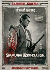 Samurai Rebellion - Poster