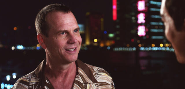 Bill Paxton in Shanghai Calling