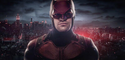 Charlie Cox in Marvel's Daredevil