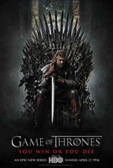 Game of Thrones - Staffel 1 - Poster