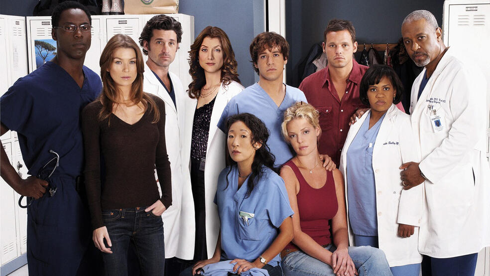 Greys Anatomy Staffel 9 Bs