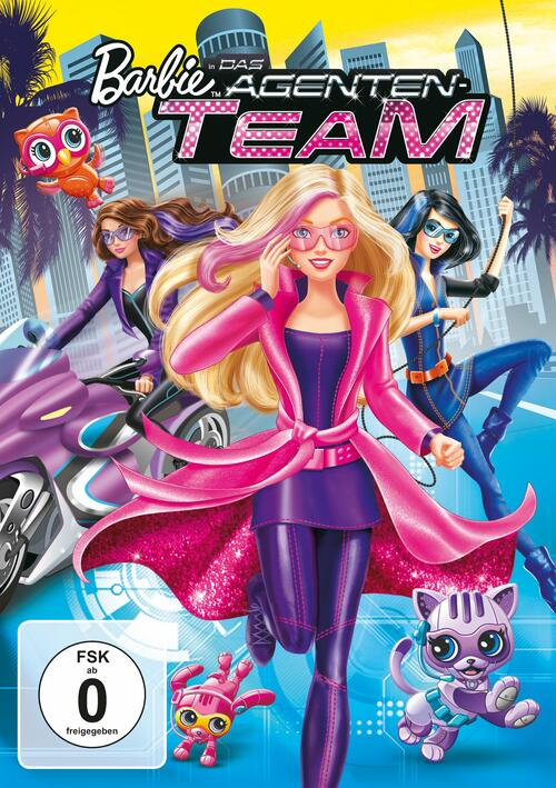 Barbie In Das Agenten Team Im Tv Moviepilotde