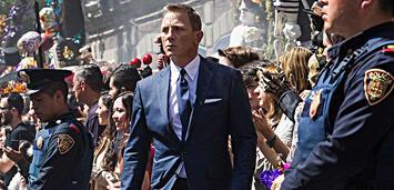 Bild zu:  Daniel Craig als 007 in Spectre