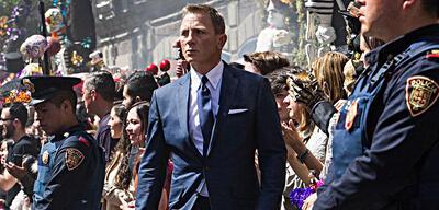 Daniel Craig als 007 in Spectre