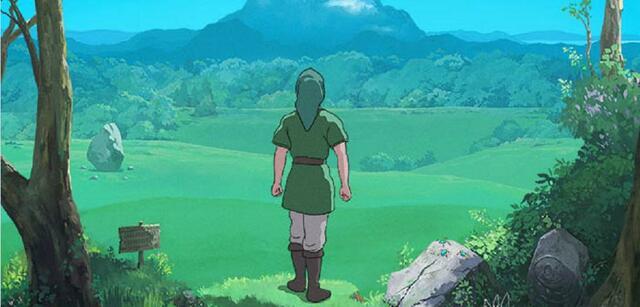 Wenn Zelda auf Studio Ghibli trifft