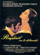 Raphael, der Wüstling - Poster
